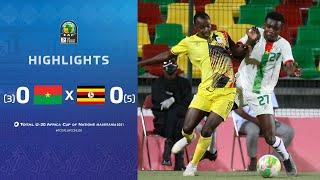 CAN U20 2021 | Quart de final : Burkina Faso 0 (3) – (5) 0 Uganda