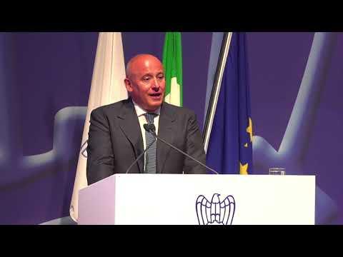 Assemblea 2018 - la relazione di Paolo Maggioli, presidente di Confindustria Romagna