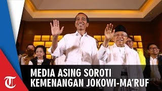Media Asing Soroti Kemenangan Jokowi, Klaim Prabowo, hingga Pengumumuman Dini oleh KPU