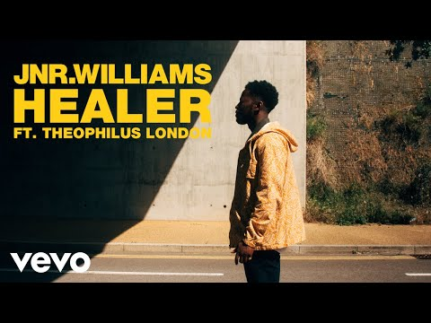 JNR WILLIAMS - Healer ft. Theophilus London