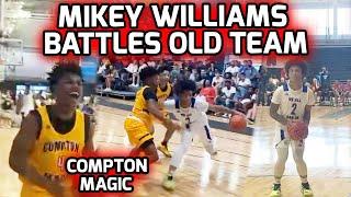 Mikey Williams, Chris Livingston & WACG Take On COMPTON MAGIC! First Game Of Adidas Circuit 🔥