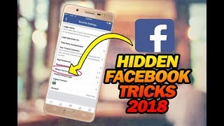 AWESOME New Facebook Tricks You Should Know (2018)