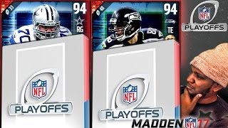 4X PLAYOFFS ELITE HERO PACKS! BRAND NEW BEASTS!!! MUT 17 PACK OPENING |  Madden 17 Ultimate Team