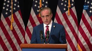 Briefing by Secretary David Shulkin on H.R. 3218