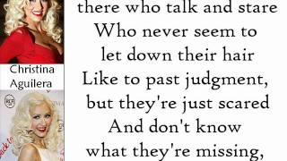 Christina Aguilera   Still Dirrty (Lyrics On Screen)