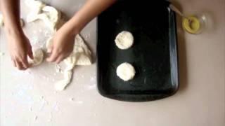 Vegan Popeyes Biscuits Recipe ~ Brown Vegan