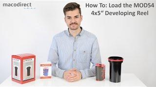 MOD54 Large Format Developing Reel