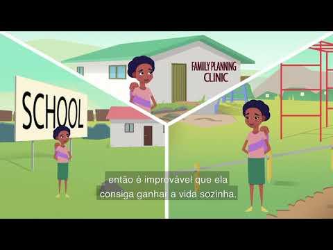 Episódio 1: Acabar com o casamento infantil: Como a lei pode ajudar?