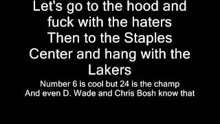 Ice Cube - Nothing Like LA (lyrics)