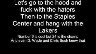 Ice Cube - Nothing Like LA (lyrics)