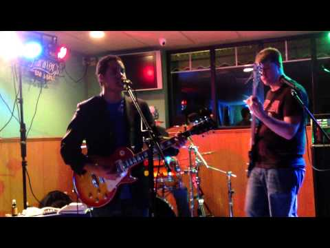 Guitar Solo-You Really Got Me(Live Cover) @ Tanner's