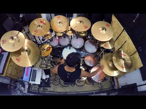 Avenged Sevenfold  - Almost Easy (Drum Cover)