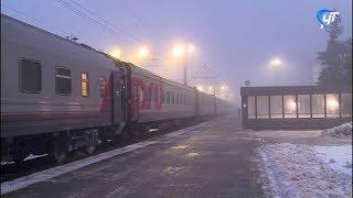 Из Великого Новгорода в Калининград теперь можно попасть на прямом поезде