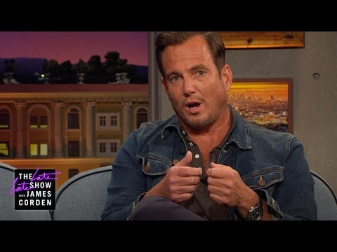 Will Arnett Hits Up Prince Harry When In London