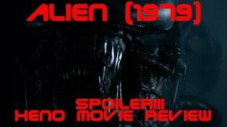 ALIEN (1979) - SPOILER XENOMORPH MOVIE REVIEW