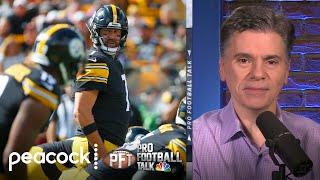 PFT Draft: Can Ben Roethlisberger show something in Week 6? | Pro Football Talk | NBC Sports