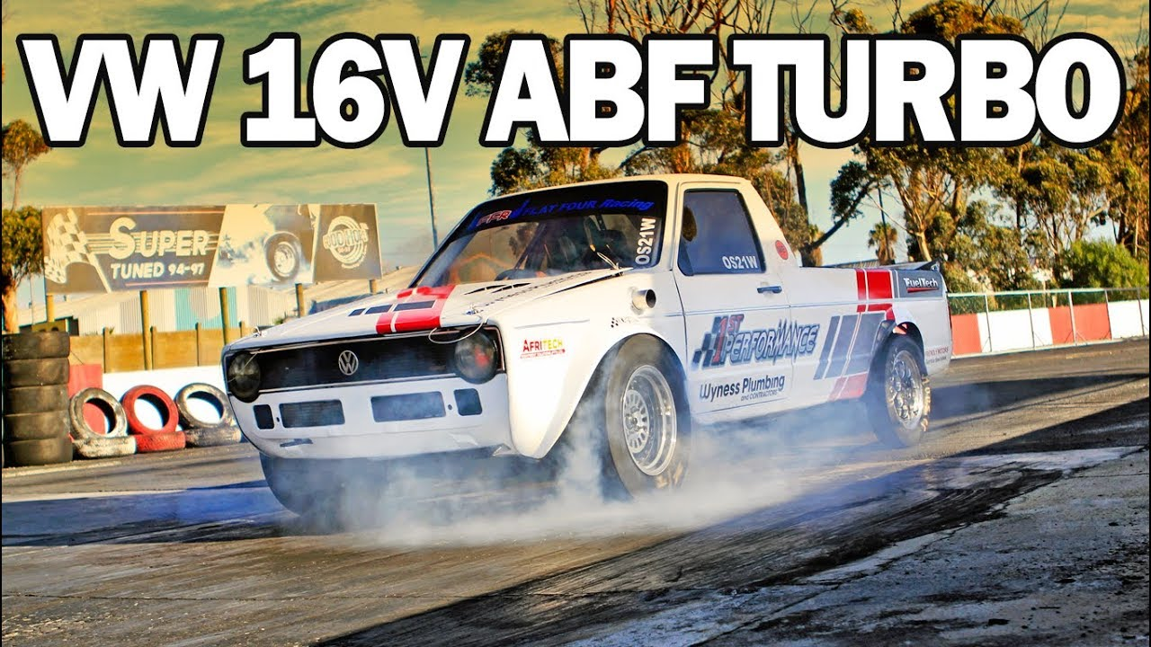 Volkswagen Caddy ABF Turbo