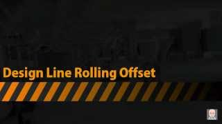 Fabrication CADmep: Design Line - Rolling Offset