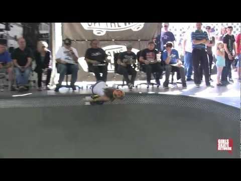 Pauline Branom - Vans Girls Combi Pool Classic 2013