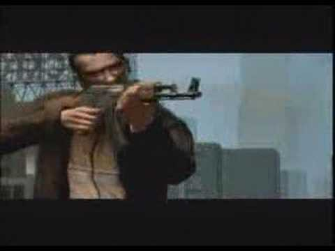 Grand Theft Auto IV Commercial (2008) (Television Commercial)