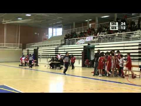 Final San Ignacio vs Genesis Tudela