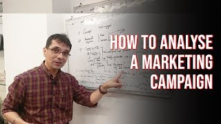 How to analyse a marketing campaign