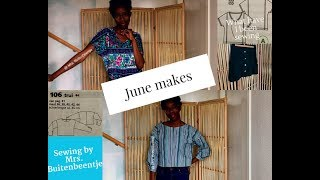 What Have I Been Sewing: June Makes