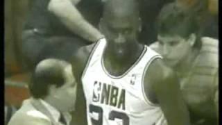 MICHAEL JORDAN: MVP (1988 NBA All-Star Game)