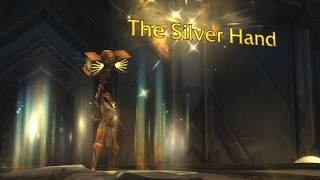 The Story of The Silver Hand [Artifact Lore]