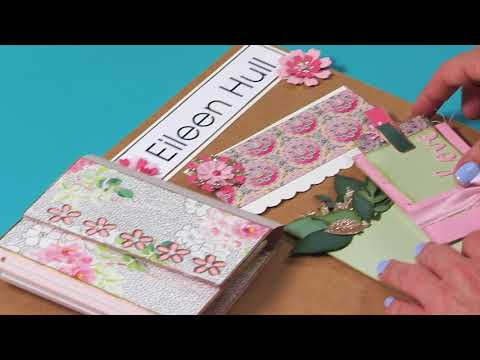 Book Club de Eileen Hull | Sizzix
