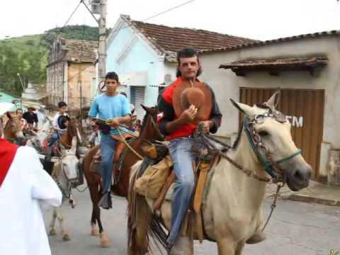 Festa de São Sebastião Belo Vale - 2013.mp4