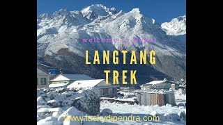 preview picture of video 'THE BEST PLACE  LANGTANG(लाङटाङ  नेपाल)'