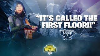 THE GOD SQUAD RETURNS! (ft. Ninja, BasicallyIDoWrk & DrLupo) | Fortnite Battle Royale Highlights #56