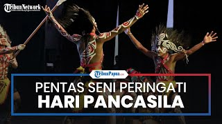 Mahasiswa Papua di Lombok Gelar Pentas Seni Peringati Hari Pancasila