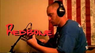Redbone in the studio