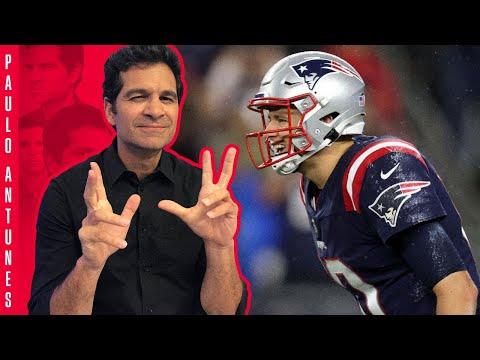 O melhor QB calouro, 'time sem pontos fracos' e o rolo compressor da NFL!