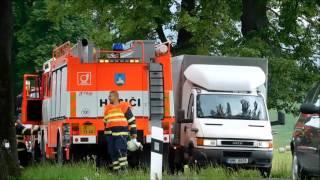 Dopravní nehoda 21.6. 2016 - Žulová