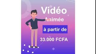 Je peux créer votre vidéo publicitaire