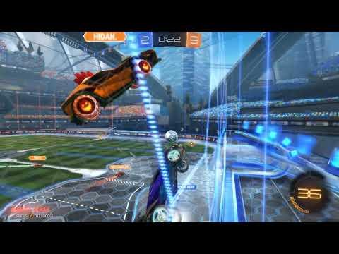 Gameplay COLOSSAL de Rocket League