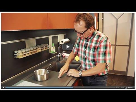Trendline - Tipps & Tricks: Kratzer aus Küchenspüle entfernen