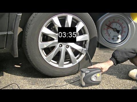 Un compresseur à 25 € peut il gonfler toutes les tailles de roues ?
