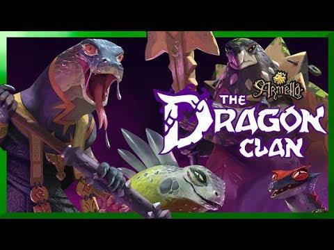 Armello The Dragon Clan DLC Gameplay