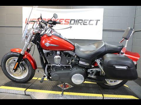 2013 Harley-Davidson Dyna Fat Bob at Used Bikes Direct