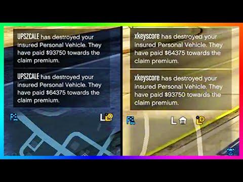 gta 5 insurance claim