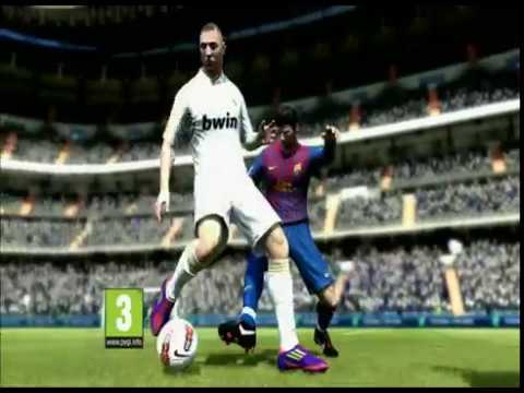 FIFA 2K12 TV Advertising