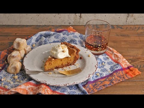 Amaretti Pumpkin Pie Recipe | Episode 1206