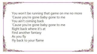 Boz Scaggs - Gone Baby Gone Lyrics