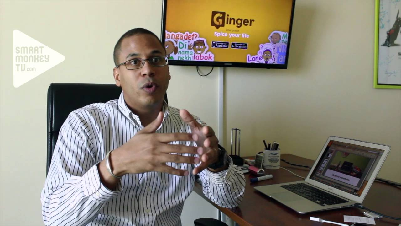 Serigne Barro, People Input on its social Instant Messaging platform Ginger and its VIP Club