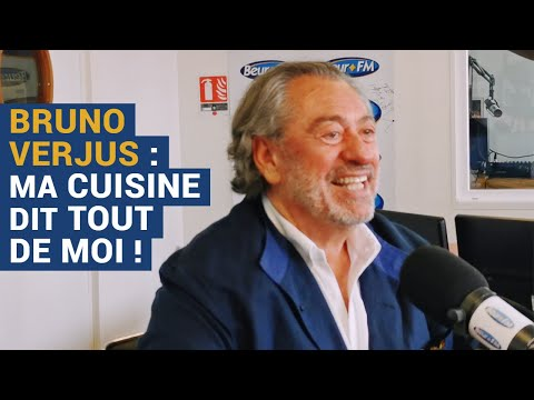[DDT] Bruno Verjus : ma cuisine dit tout de moi ! - Manuel Mariani et Chef Bruno Verjus