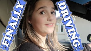 Finally Driving (WK 415.4) Bratayley